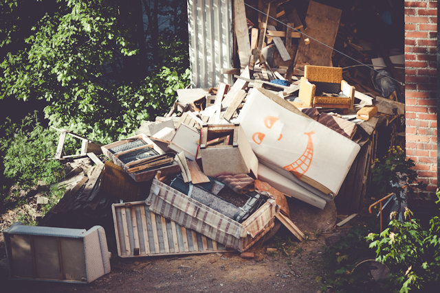 粗大ゴミを安く処分したい