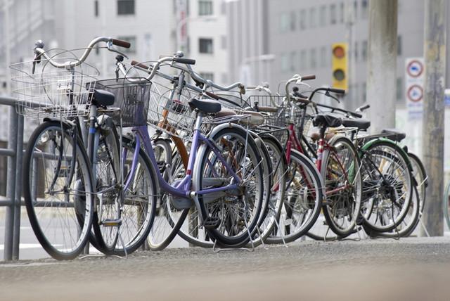 自転車処分方法