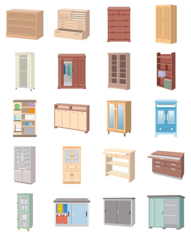 再生できる家具