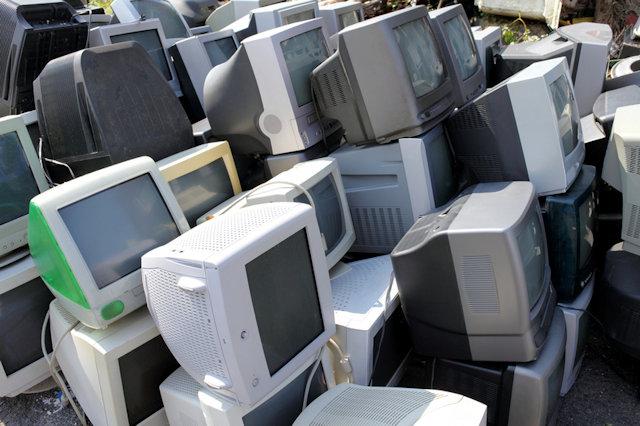 府中市で処分できない不用なパソコン