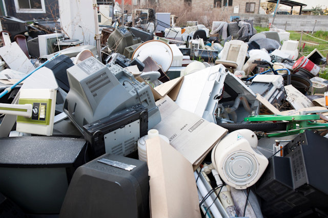 立川市で処分できない家電製品