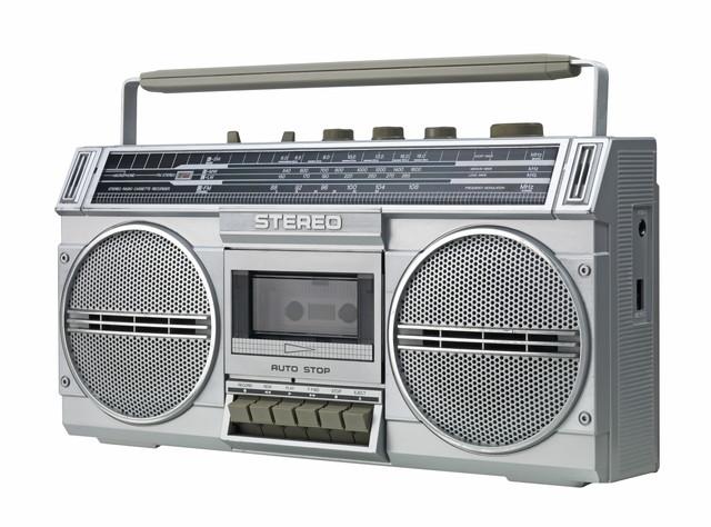 ラジカセ(ラジオ) 処分