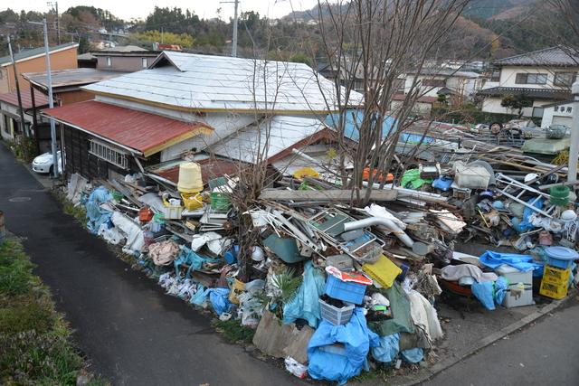 ゴミ 屋敷